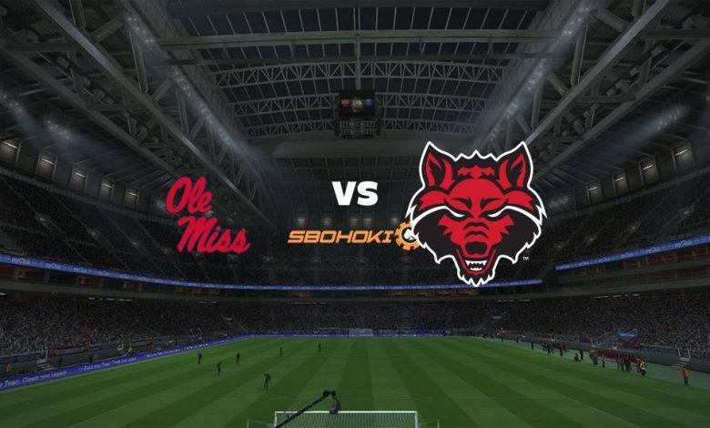 Live Streaming Ole Miss Rebels vs Arkansas State 2 April 2021 1