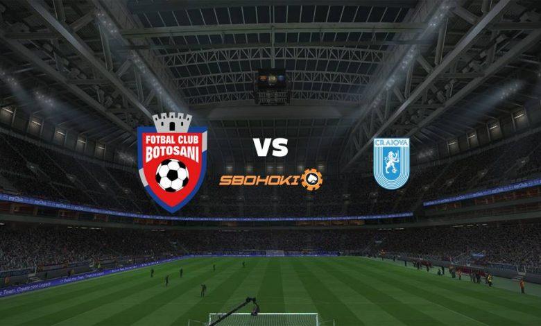 Live Streaming FC Botosani vs Universitatea Craiova 21 April 2021 1