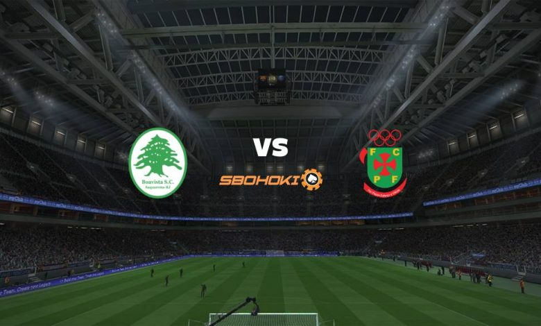 Live Streaming Boavista vs Paços de Ferreira 16 April 2021 1