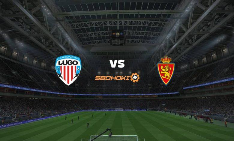 Live Streaming Lugo vs Real Zaragoza 30 April 2021 1