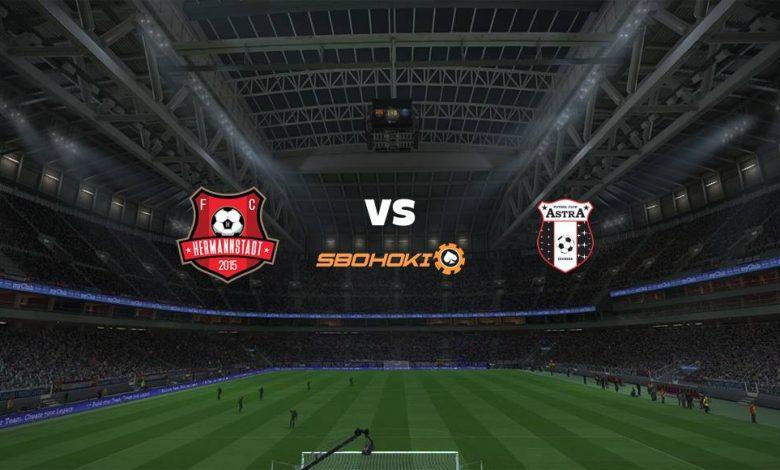 Live Streaming Hermannstadt vs FK Astra Giurgiu 20 April 2021 1