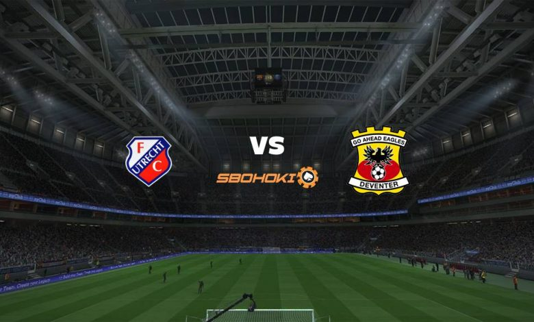 Live Streaming Jong FC Utrecht vs Go Ahead Eagles 23 April 2021 1