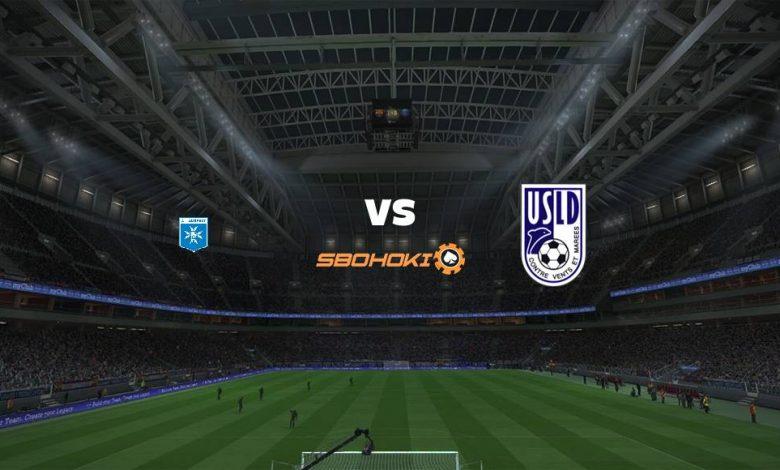 Live Streaming AJ Auxerre vs Dunkerque 24 April 2021 1