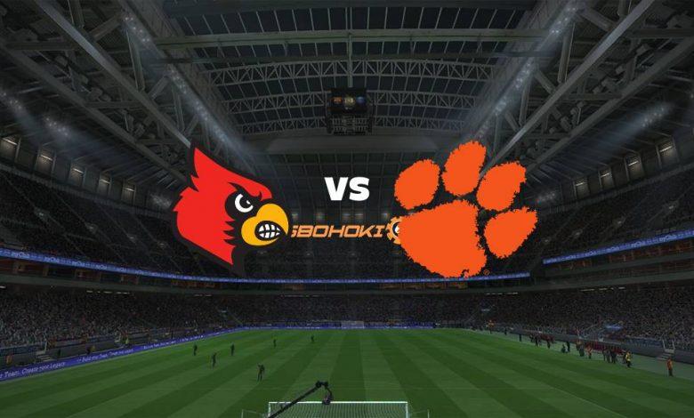 Live Streaming Louisville vs Clemson 9 April 2021 1