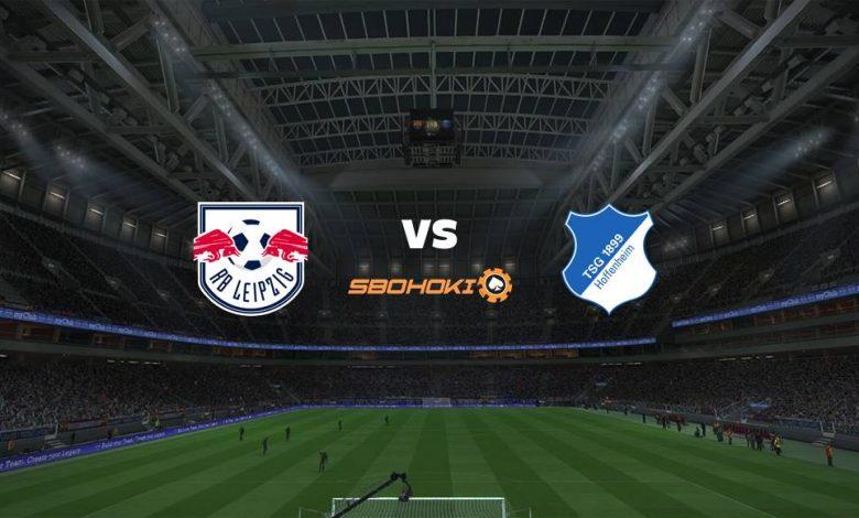 Live Streaming RB Leipzig vs Hoffenheim 16 April 2021 1