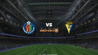 Photo of Live Streaming  Getafe vs Cádiz 10 April 2021