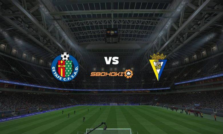 Live Streaming Getafe vs Cádiz 10 April 2021 1