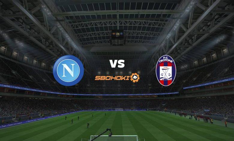 Live Streaming Napoli vs Crotone 3 April 2021 1