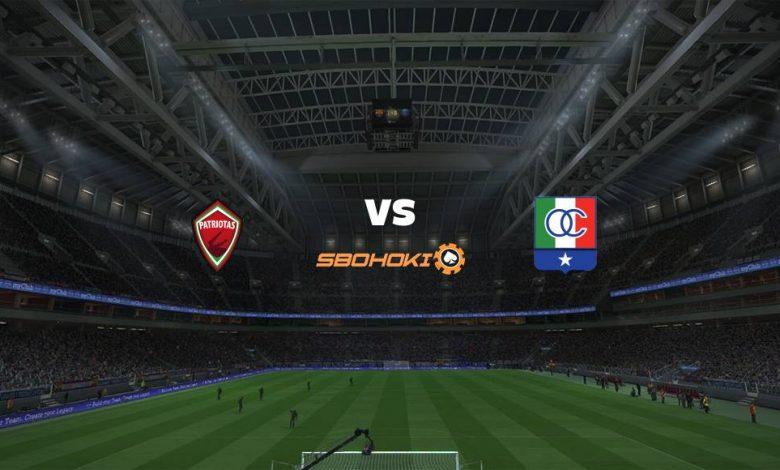 Live Streaming Patriotas vs Once Caldas 14 April 2021 1