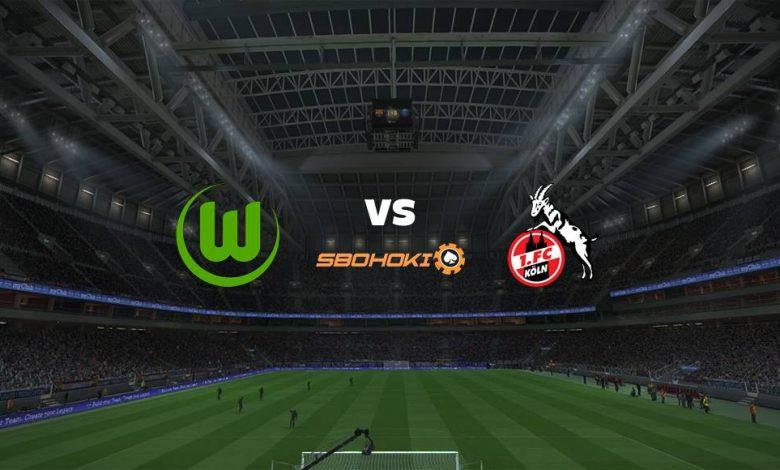 Live Streaming Wolfsburg vs FC Cologne 3 April 2021 1