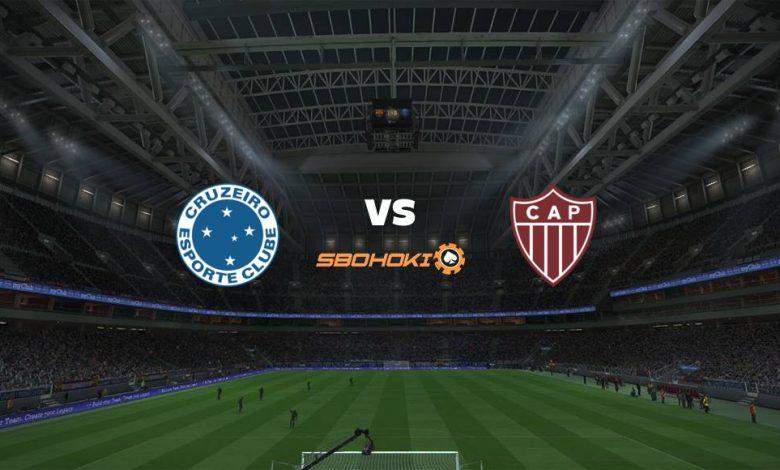 Live Streaming Cruzeiro vs Patrocinense 25 April 2021 1