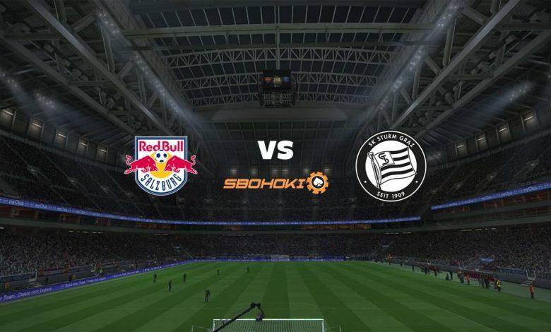 Live Streaming FC Salzburg vs SK Sturm Graz 4 April 2021 1