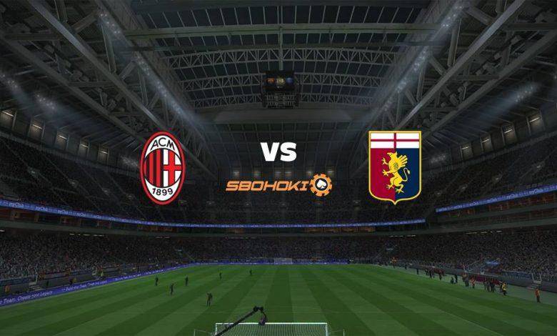Live Streaming Milan vs Genoa 18 April 2021 1