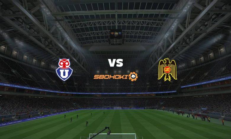 Live Streaming Universidad de Chile vs Unión Española 20 April 2021 1