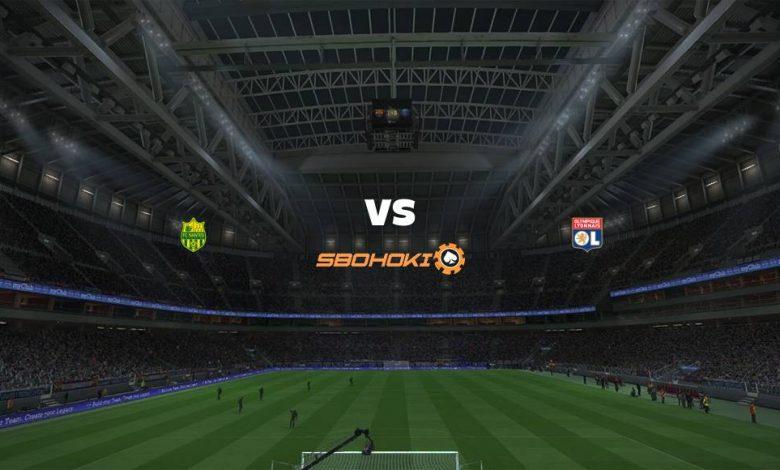 Live Streaming Nantes vs Lyon 18 April 2021 1