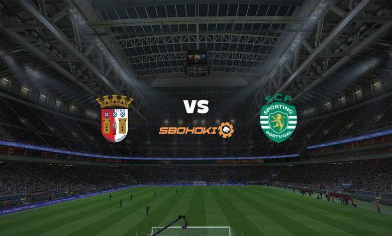 Live Streaming Braga vs Sporting CP 25 April 2021 1