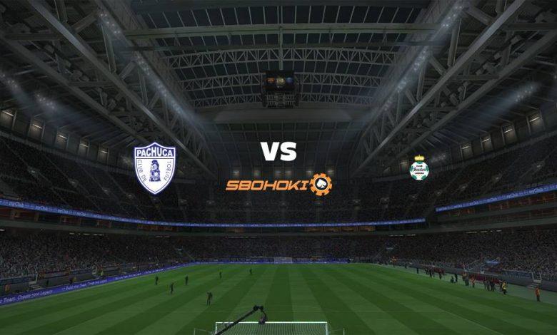 Live Streaming Pachuca vs Santos Laguna 27 April 2021 1