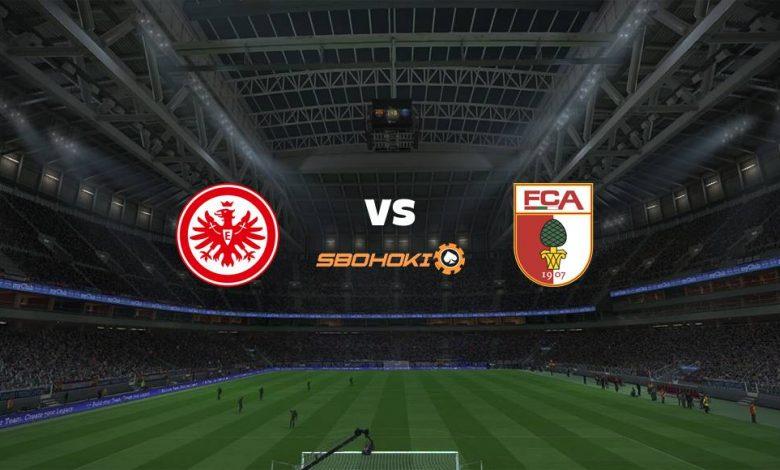 Live Streaming Eintracht Frankfurt vs FC Augsburg 20 April 2021 1