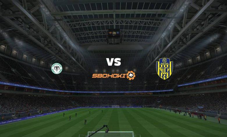 Live Streaming Konyaspor vs Ankaragucu 7 April 2021 1