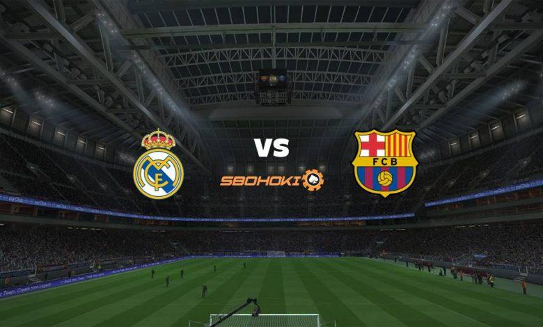 Live Streaming Real Madrid vs Barcelona 10 April 2021 1