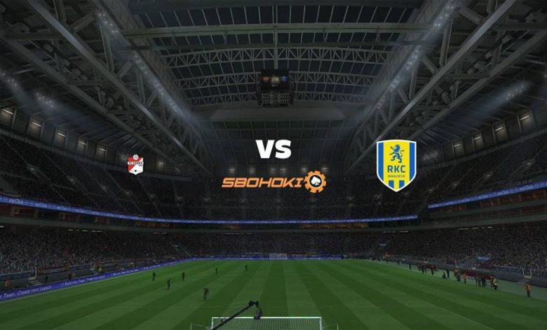 Live Streaming FC Emmen vs RKC Waalwijk 4 April 2021 1