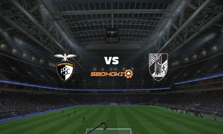 Live Streaming Portimonense vs Guimaraes 9 April 2021 1