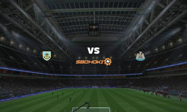 Live Streaming Burnley vs Newcastle United 11 April 2021 1