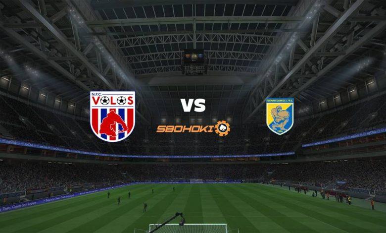 Live Streaming Volos NFC vs Panetolikos 10 April 2021 1