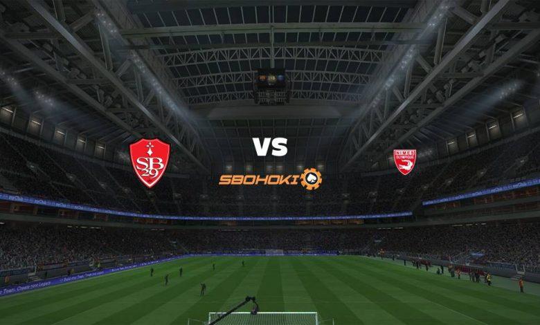 Live Streaming Brest vs Nimes 11 April 2021 1