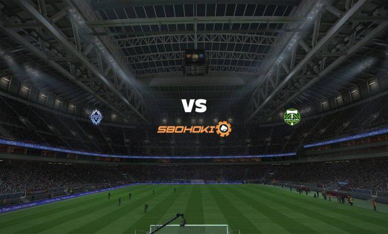 Live Streaming Vancouver Whitecaps vs Portland Timbers 19 April 2021 1