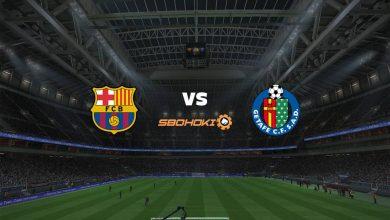 Photo of Live Streaming  Barcelona vs Getafe 22 April 2021