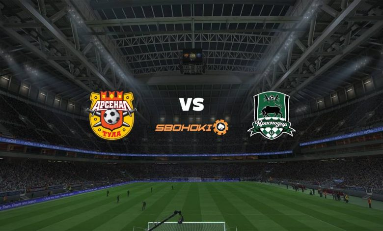 Live Streaming FC Arsenal Tula vs Krasnodar 11 April 2021 1