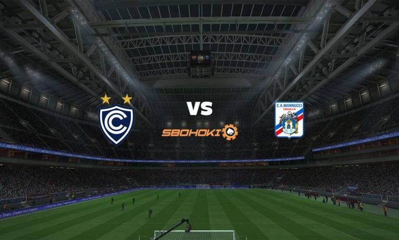 Live Streaming Cienciano del Cusco vs Carlos A. Mannucci 28 April 2021 1