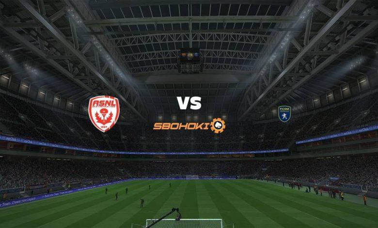 Live Streaming AS Nancy Lorraine vs Sochaux 10 April 2021 1