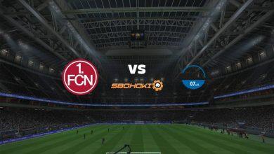 Photo of Live Streaming  FC Nurnberg vs SC Paderborn 07 4 April 2021
