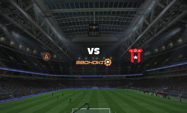 Live Streaming Atlanta United FC vs Alajuelense 13 April 2021 1