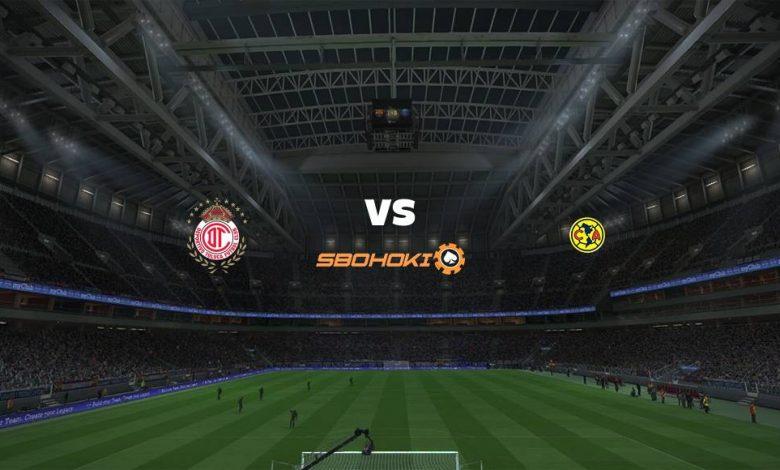 Live Streaming Toluca vs América 25 April 2021 1