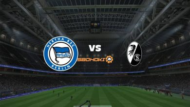 Photo of Live Streaming  Hertha Berlin vs SC Freiburg (PPD) 21 April 2021