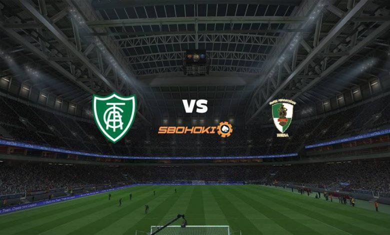Live Streaming América-MG vs Ferroviário Beira 14 April 2021 1
