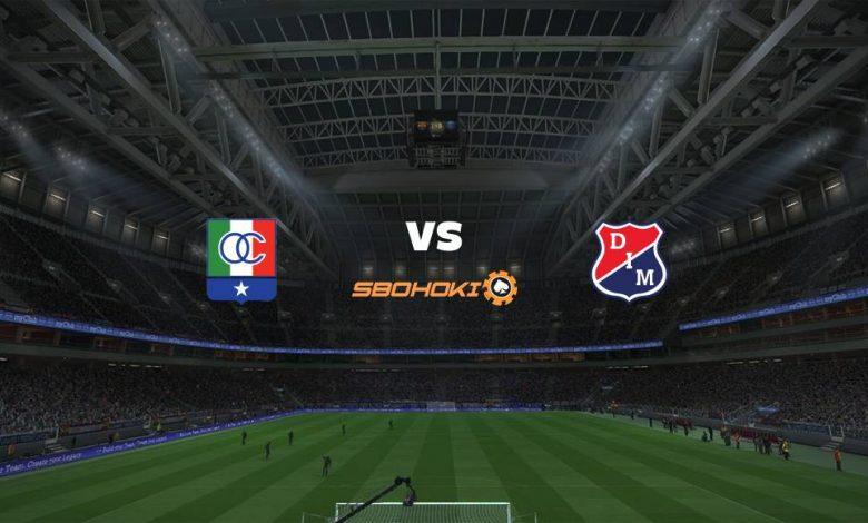 Live Streaming Once Caldas vs Independiente Medellín 18 April 2021 1