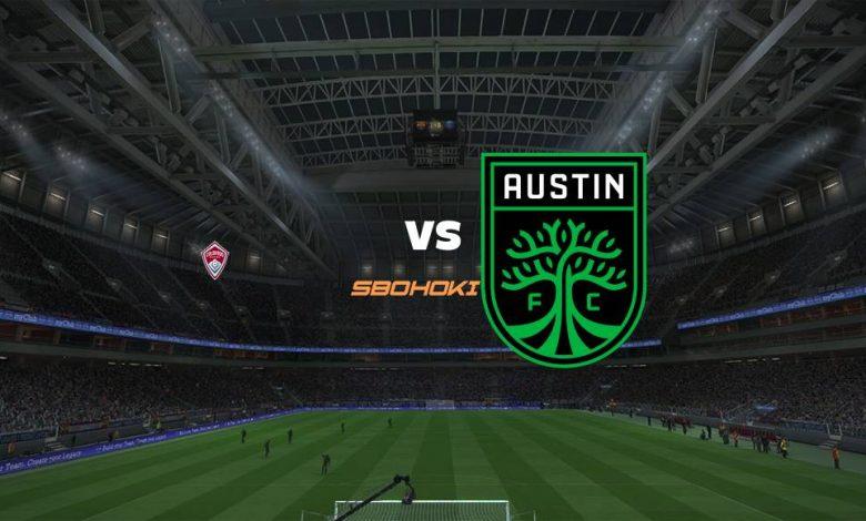 Live Streaming Colorado Rapids vs Austin FC 25 April 2021 1