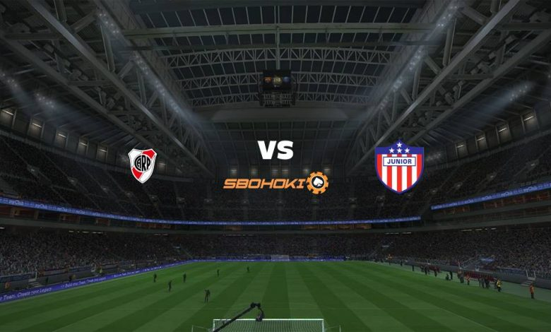 Live Streaming River Plate vs Atlético Junior 29 April 2021 1