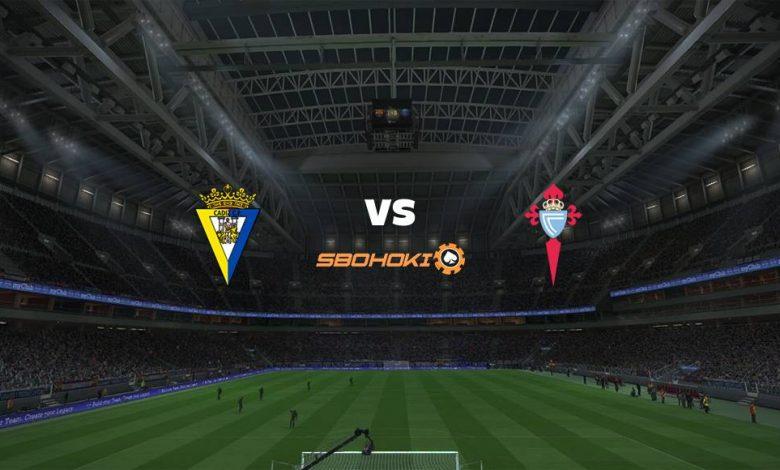 Live Streaming Cádiz vs Celta Vigo 18 April 2021 1