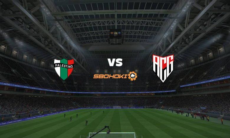 Live Streaming Palestino vs Atlético-GO 30 April 2021 1