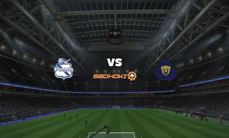 Live Streaming Puebla vs Pumas UNAM 24 April 2021 1