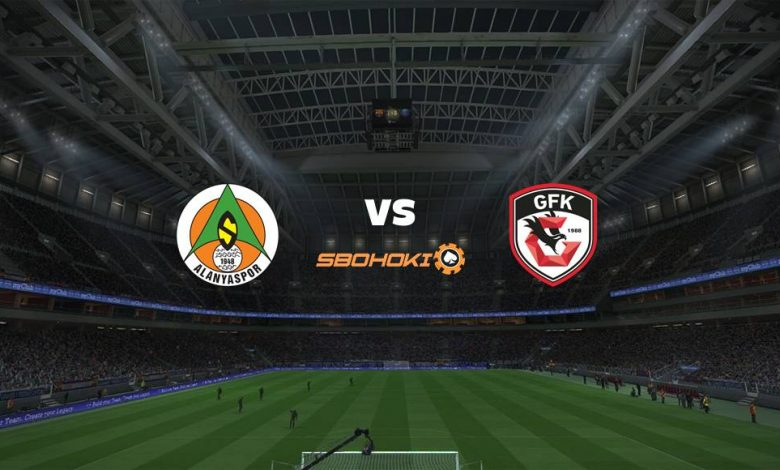 Live Streaming Alanyaspor vs Gazisehir Gaziantep 22 April 2021 1