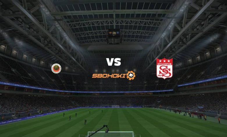 Live Streaming Genclerbirligi vs Sivasspor 16 April 2021 1