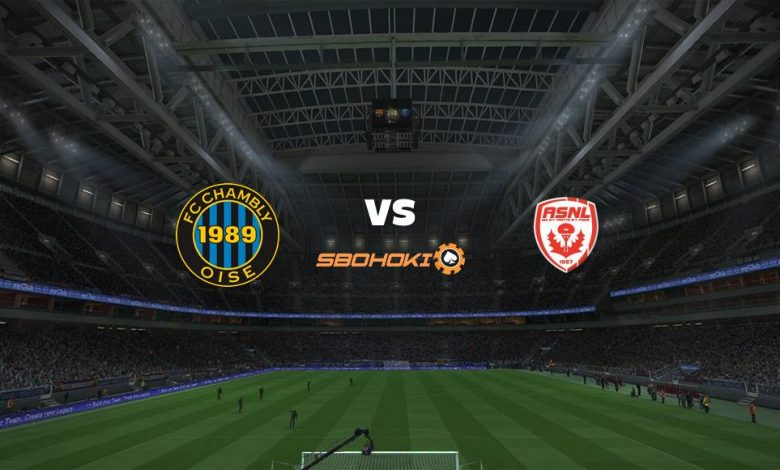 Live Streaming FC Chambly vs AS Nancy Lorraine 24 April 2021 1