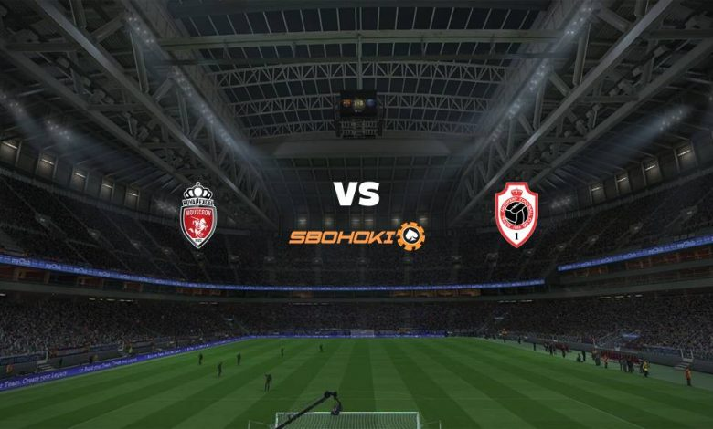 Live Streaming Mouscron vs Antwerp 12 April 2021 1