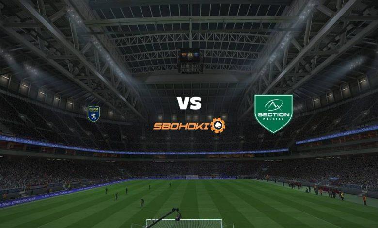 Live Streaming Sochaux vs Pau 17 April 2021 1